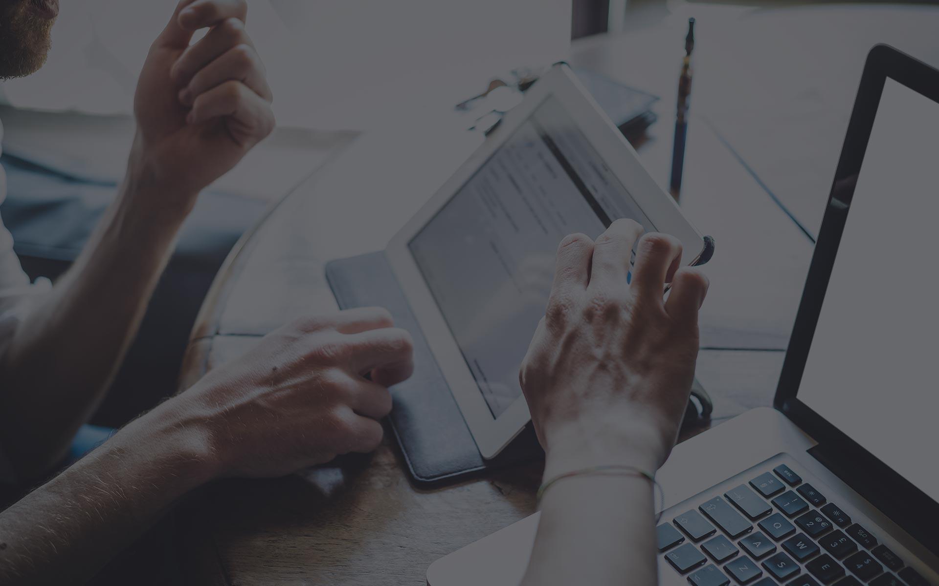 Custom Web Apps & Database Management