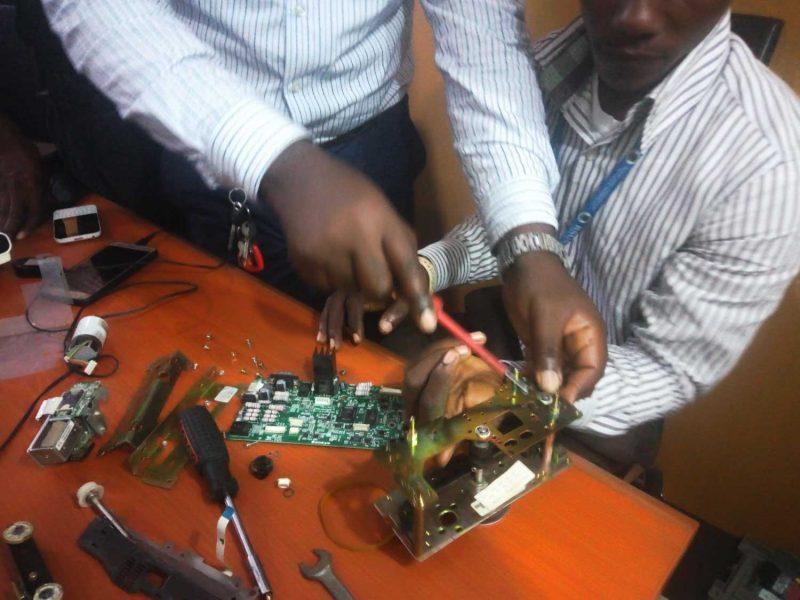 ATM Parts Training