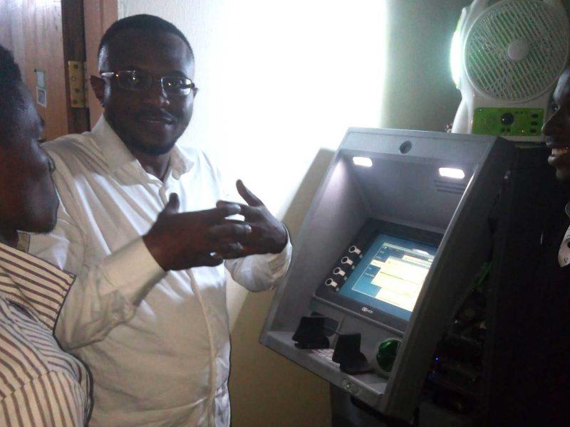 ATM Deployment