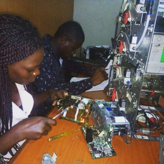 ATM Parts Repairs