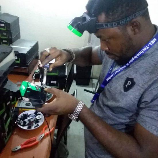 ATM Cassette Repairs