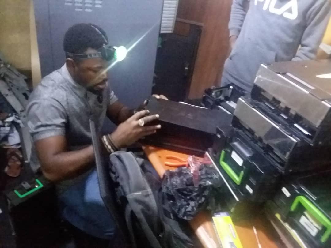 MEL-Technologies ATM Cassete Repairs Rework Center/Lab